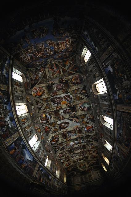 Sixtinská kaple, ve které bude probíhat konkláve a kardinálové zde zvolí nového Svatého otce. Foto: mikscs (flickr.com)