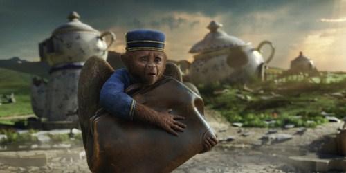 Opičák Finley Foto: csfd.cz
