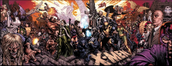 X-MEN zdroj: comicbusters.com