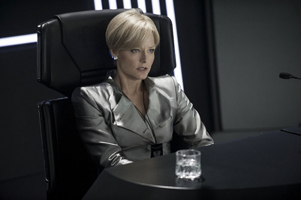 Jodie Foster v roli tajemnice Delacourt