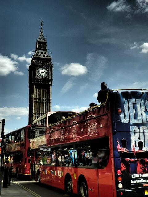 Londýn Foto: Kateřina Spejchalová