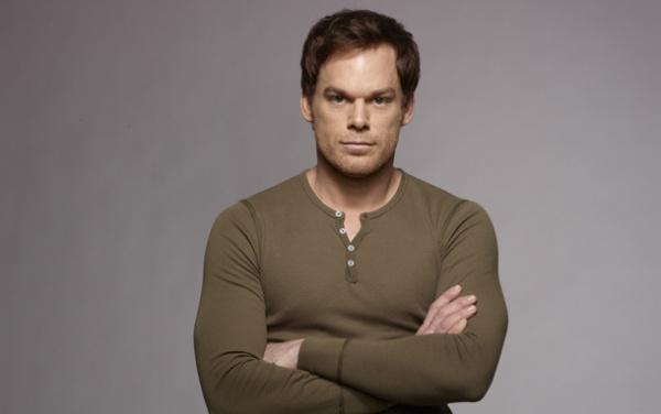 Michael C. Hall v roli Dextera