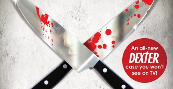 Obálka Dvojího Dextera