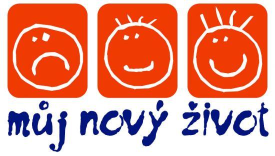 Logo výstavy Můj nový život
